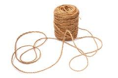 linen шнур Стоковое Изображение RF