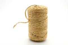 linen шнур Стоковая Фотография