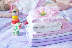 Linen Royalty Free Stock Photography