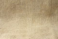Linen backdrop. Linen canvas backdrop Royalty Free Stock Images