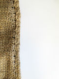 Linen background. Linen-rannd Stock Image