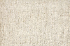Linen background Stock Image