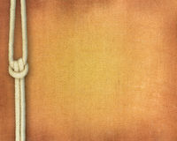 Linen background Royalty Free Stock Photography