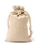 Linen bag Stock Images