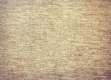 Linen beige background. Stock Photography