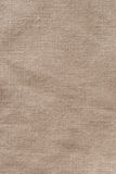 Linen canvas Stock Image