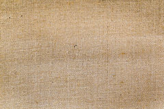 Linen canvas background Royalty Free Stock Image