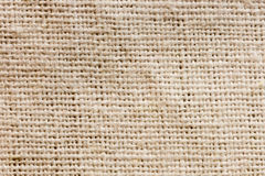Linen canvas background Stock Image
