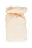Linen or canvas bag Royalty Free Stock Photos