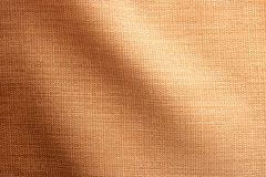 Linen canvas texture Stock Image