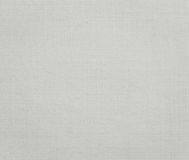 Linen canvas texture. White linen canvas texture with copy space Royalty Free Stock Photo