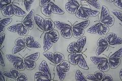 Linen canvas texture Royalty Free Stock Photos