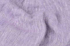 Linen close up texture background Royalty Free Stock Photography