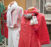 Linen clothes Royalty Free Stock Image