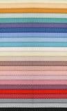 Linen colors Stock Images