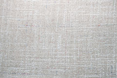 Linen and cotton mix texture Stock Photography