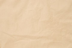 Linen creased fabric texture background Stock Image