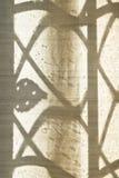 Linen curtain Stock Photos