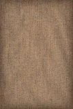 Linen Duck Canvas Coarse Grain Crumpled Vignette Grunge Texture Sample Royalty Free Stock Image