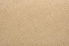 Linen Fabric Background Royalty Free Stock Photography