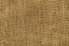 Linen fabric background. Visible texture Stock Photos