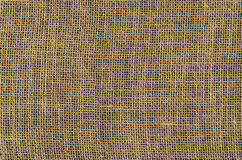 Linen fabric background. Visible texture Royalty Free Stock Images