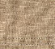 Linen fabric close-up Stock Photo