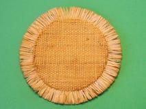 Linen fabric sun Royalty Free Stock Photo