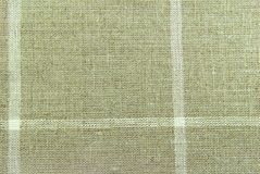Linen fabric texture. Closeup of linen fabric texture Royalty Free Stock Photo