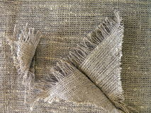 Linen fabric texture. Suitable as background Stock Images