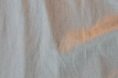 Linen fabric texture and background Stock Photos