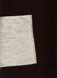 Linen fabric texture background Stock Image