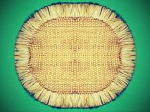 Linen fabric texture stock image