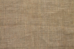 Linen fabric texture. Linen fabric. Hessian fabric texture Royalty Free Stock Images