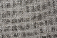 The linen fabric. The texture of linen cloth. Stock Image