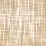 Linen fabric texture. Natural linen rough fabric texture vector illustration