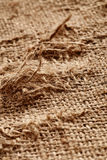 Linen fabric Stock Images