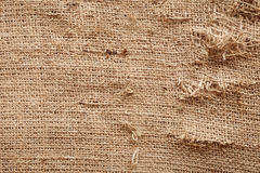Linen fabric Stock Photo
