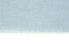 Linen. Green linen background and texture Stock Image