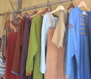 Linen handmade wear Royalty Free Stock Photo