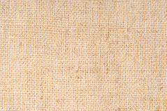 Linen Hessian Fabric Royalty Free Stock Photos