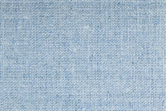 Linen hessian fabric texture Stock Photo