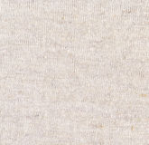 Linen knitted pattern. Fabric texture background Stock Images