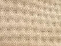 Linen material middle scale Stock Image