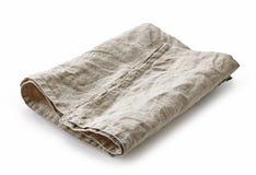 Linen napkin Royalty Free Stock Image