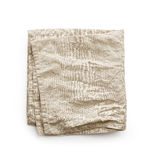 Linen napkin Royalty Free Stock Images