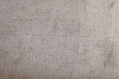 Linen natural old background Royalty Free Stock Image
