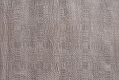 Linen old fabric texture Stock Photography