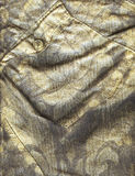Linen Pant Pocket. Close-up of a linen pant pocket in grunge Royalty Free Stock Photos