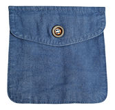 Linen pocket Stock Images